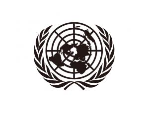 联合国(UN)标志矢量图