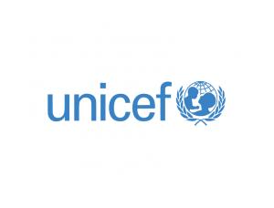 联合国儿童基金会(unicef)标志矢量图
