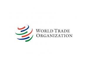 世界贸易组织(WTO)标志矢量图