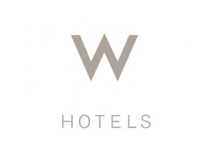 W酒店(W Hotels)标志矢量图