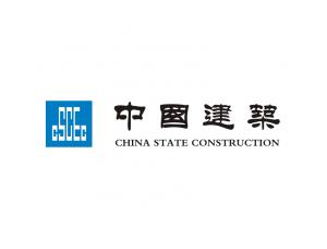 中国建筑logo标志矢量图