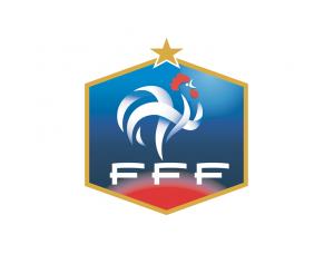 丹麦国家足球队队徽标志矢量图