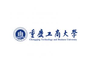 大学校徽系列:重庆工商大学标志矢量图