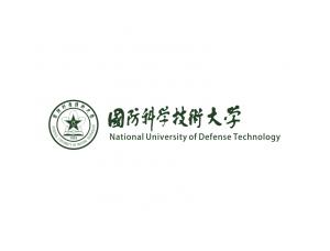 大学校徽系列:国防科学技术大学标志矢量图
