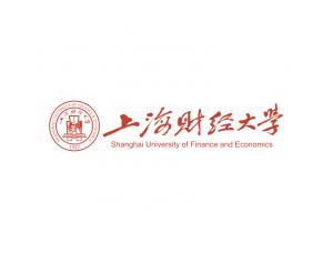 大学校徽系列:上海财经大学标志矢量图