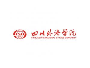 大学校徽系列:四川外语学院标志矢量图