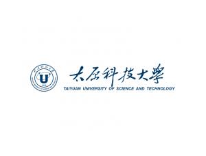 大学校徽系列:太原科技大学标志矢量图
