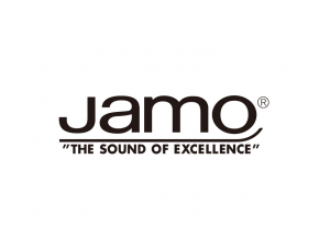 JAMO尊宝音响标志矢量图