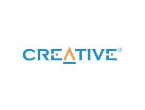 Creative創新科技標志矢量圖