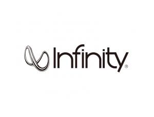 infinity(燕飞利仕)音响logo标志矢量图