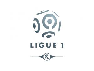 法国足球甲级联赛标志矢量图