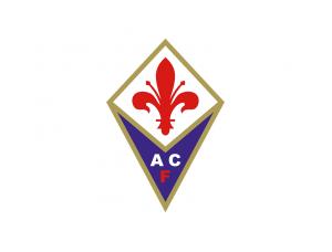 意甲佛罗伦萨队徽标志矢量图