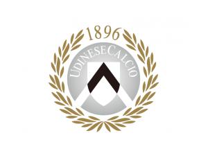 意甲乌迪内斯队徽标志矢量图