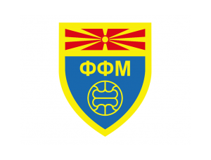 马其顿国家足球队队徽标志矢量图
