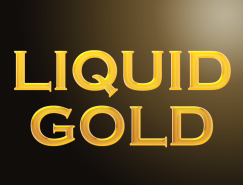 黄金金属质感PS样式