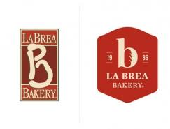 面包店中的面包: La Brea Bakery的新形象