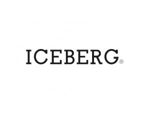 意大利时装品牌冰山(Iceberg)标志矢量图