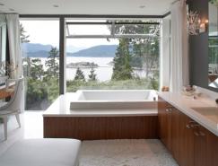 2014简约时尚的浴室设计
