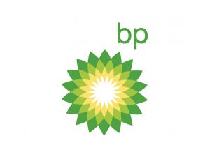 英国石油公司(BP)标志矢量图