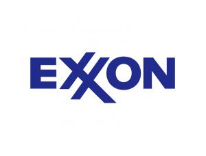 exxon埃克森标志矢量图