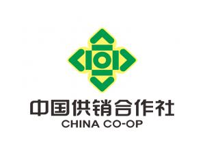 中国供销合作社logo标志矢量图