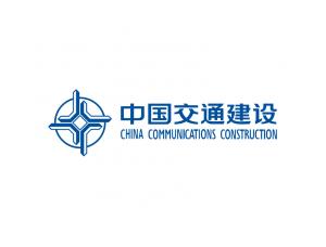 中国交通建设logo标志矢量图