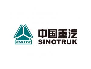 中国重汽logo标志矢量图