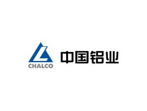中国铝业logo标志矢量图