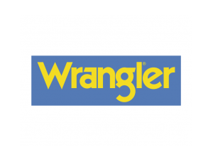 美国牛仔品牌wrangler标志矢量图