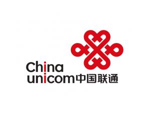 中國聯通logo標志矢量圖