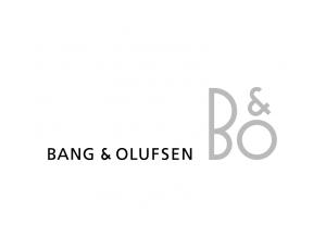 音响品牌Bang & Olufsen(B&O)标志矢量
