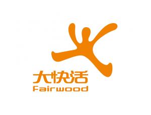 连锁快餐品牌:大快活logo标志矢量图