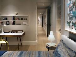 伦敦现代优雅的公寓欣赏