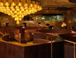 巴黎eclectic餐厅室内设计