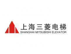 上海三菱电梯标志矢量图