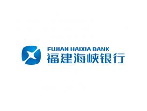 福建海峡银行logo标志矢量图