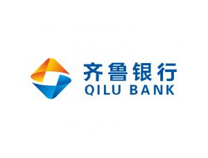 齐鲁银行logo标志矢量图