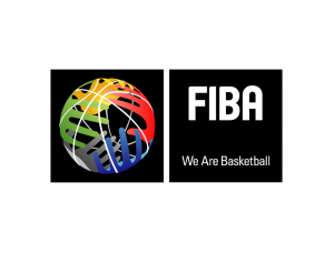 FIBA(国际篮联)标志矢量图