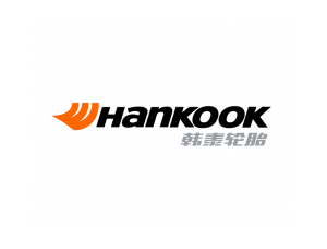 Hankook韓泰輪胎標志矢量圖