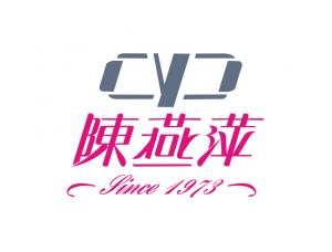 陈燕萍化妆品标志矢量图