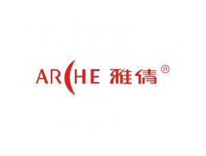 ARCHE雅倩标志矢量图