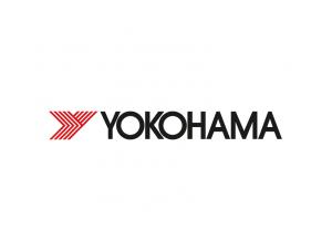 YOKOHAMA優科豪馬輪胎標志矢量圖