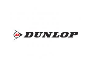 Dunlop鄧祿普輪胎標志矢量圖