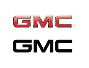 GMC汽车标志矢量图