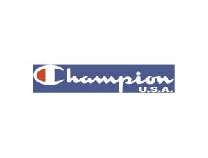 著名运动品牌CHAMPION(冠军)矢量标志