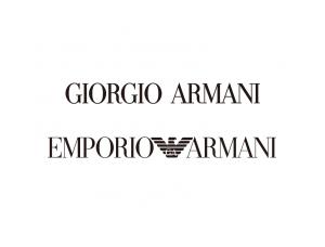 奢侈品牌阿玛尼(Giorgio Armani)标志矢量图