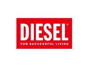 迪赛(Diesel)标志矢量图