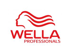 美发品牌威娜Wella标志矢量图