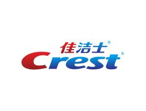 Crest佳洁士标志矢量图