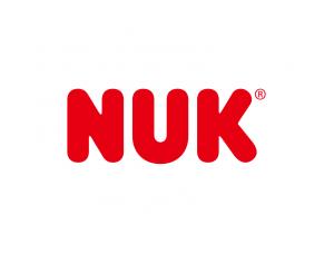 著名婴儿用品品牌:NUK标志矢量